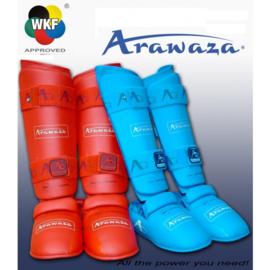 Arawaza scheen & voet bescherming (WKF aproved)