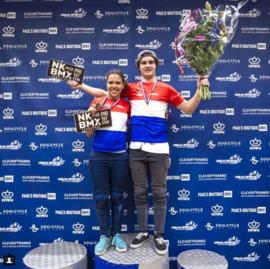 Shanice is Nederlands Kampioen!