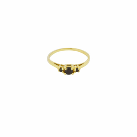 Ancient Eye Ring – Gold Plated