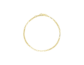 Zinnia Bracelet - Gold Plated