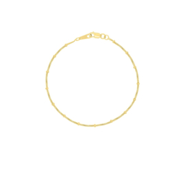 Dotted Bracelet - Gold Plated