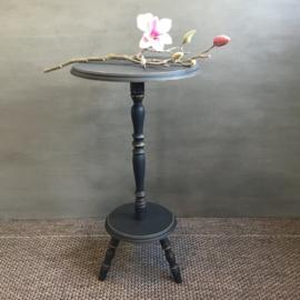 Gerestylede plantentafel/piëdestal