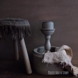 Sobere houten schaal