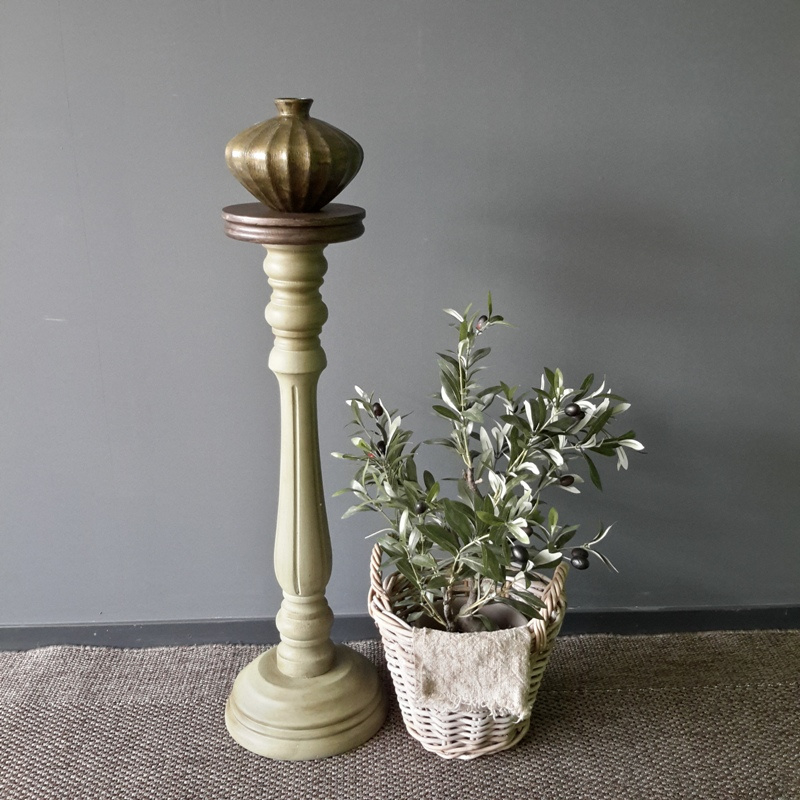 Gerestylede plantentafel