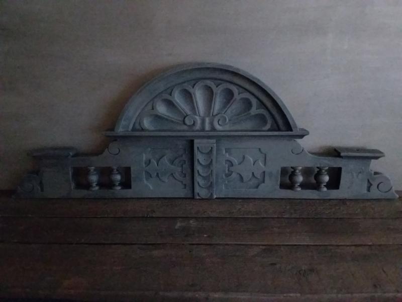Antiek Hoffz style paneel