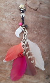 Decoratieve Fashionclip - The Colored Ibiza Dream