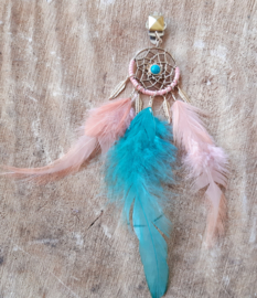 Decoratieve Fashionclip - The Dream catcher