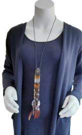 Decoratieve Fashionclip - The Ibiza Bird