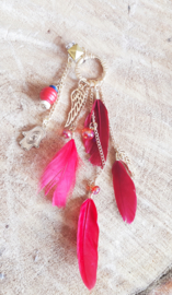 Decoratieve Fashionclip - The Ibiza Red Sky