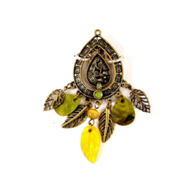 Broche - Indian Queen