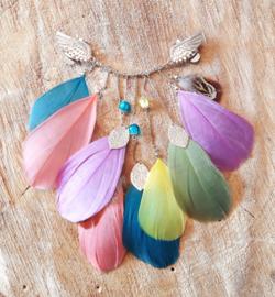 Decoratieve Fashionclip - The Ibiza Colors