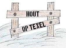 Hout op Texel