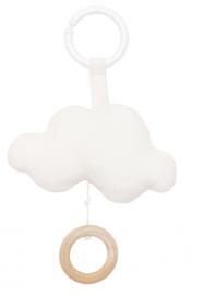 Speelklok wolk