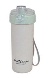 Pellianni Eco-friendly drinkfles (groen)