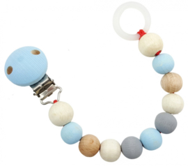 Hess Speenketting Blauw/Naturel