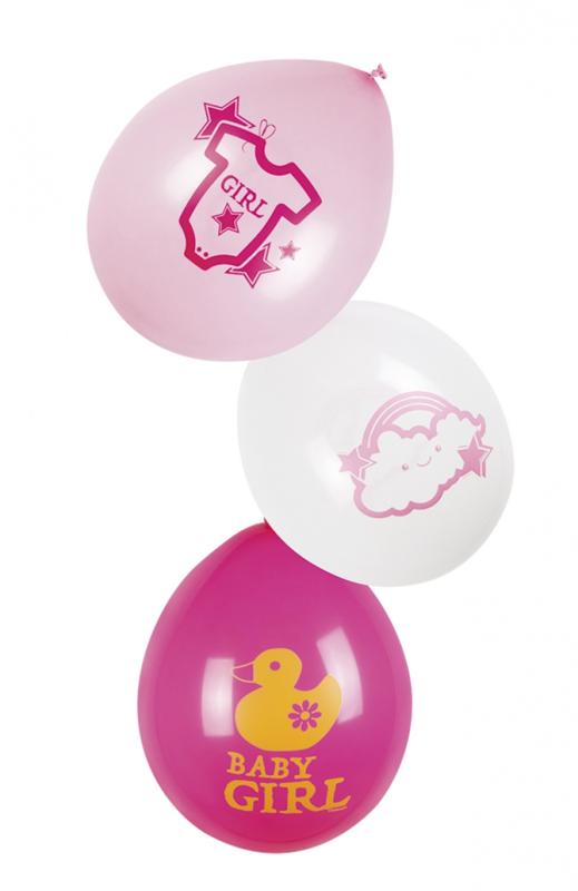 Ballonnen babygirl