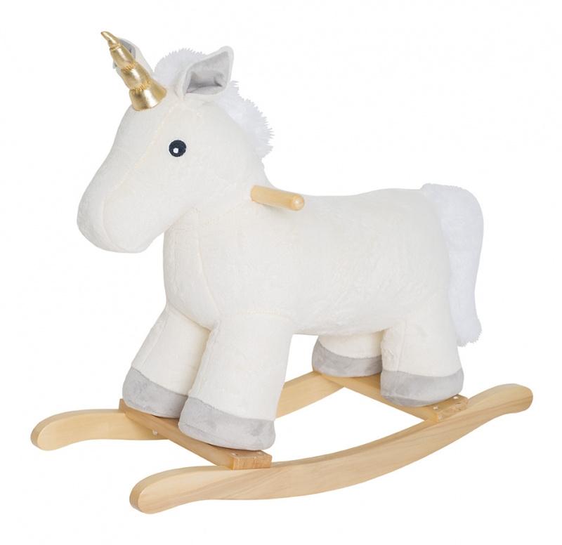 Hobbeldier eenhoorn / unicorn
