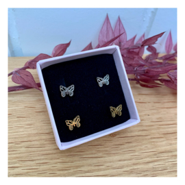 Oorbel Farfalle Grande