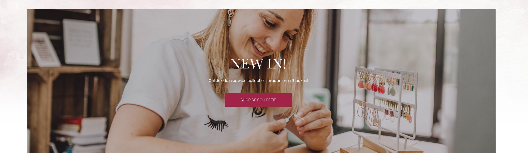 Orecchini webshop