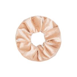 Scrunchie velvet 'pastel'.