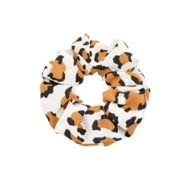 Scrunchie 'Leopard' (meerdere kleuren verkrijgbaar)