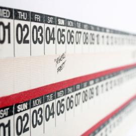 Year Round planner