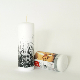 Kaars 'Sparkling  Candle'