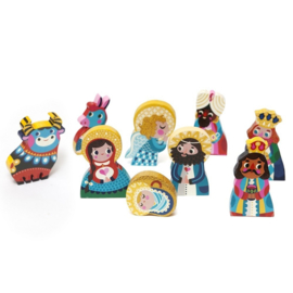 Kerstgroep – Petit Monkey