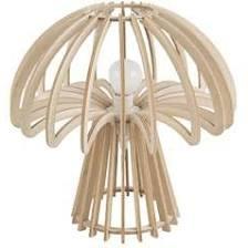 Leitmotiv mushroom table lamp