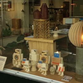 Rijkswachter 'Medium met lamp' – Studio Hamerhaai