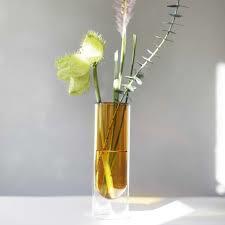 flower tube standing