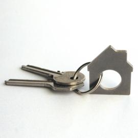 Sleutelhanger 'Huis'