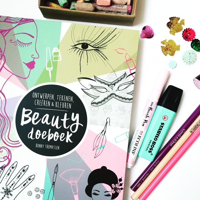 Big fun Beauty doeboek