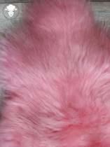 Schapenvacht Fuchsia Roze