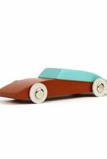 Houten auto uit de duotone serie by Floris Hovers