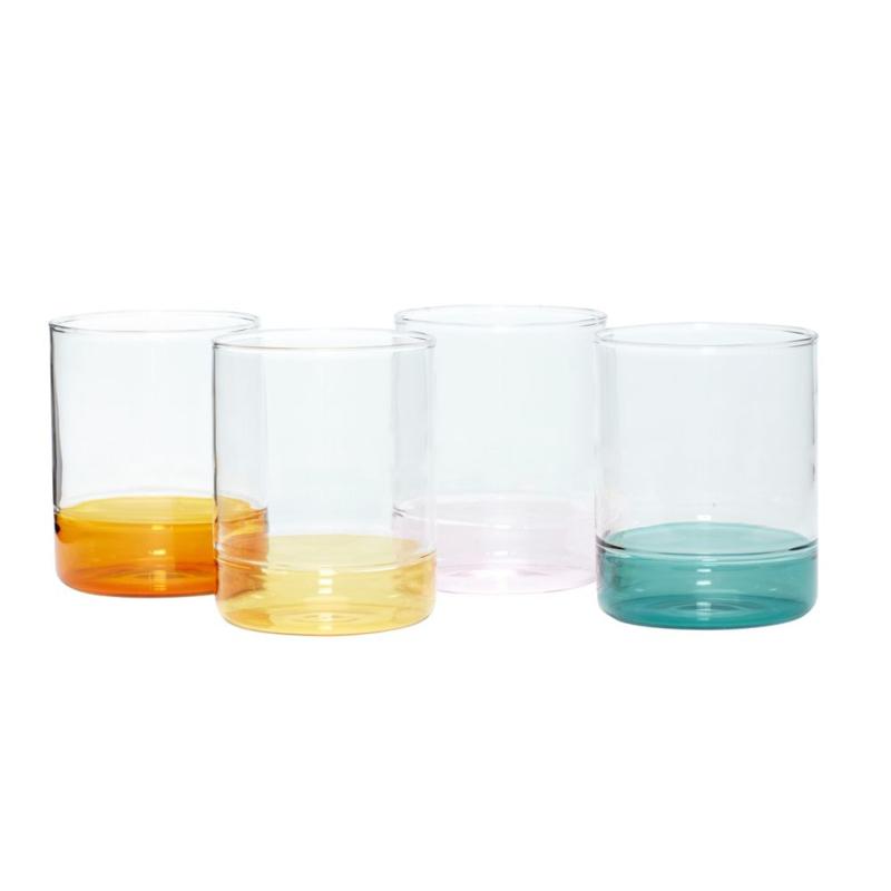 Drinkglas van Hubsch per 4