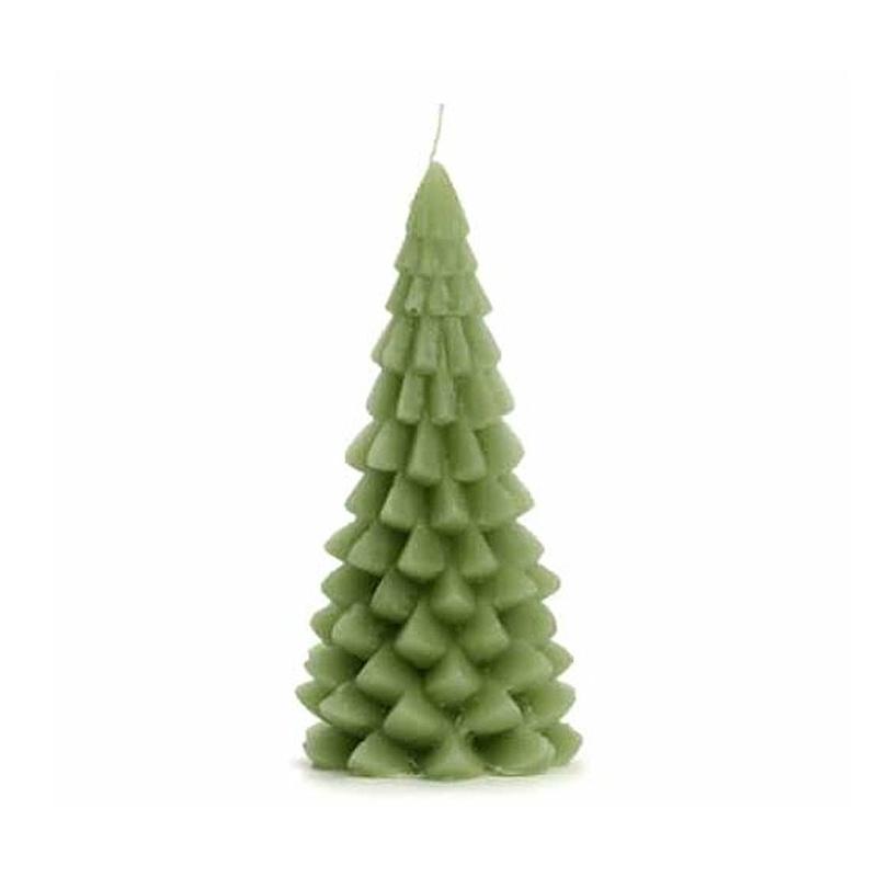 Kaars Kerstboom 'Thijm'
