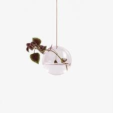 Flower bubble hanger pink