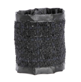Kelim Ties - Black Air  (prijs per paar)