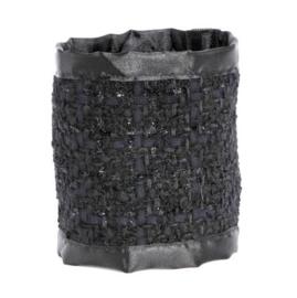 Kelim Banden - Black Air  (prijs per paar)