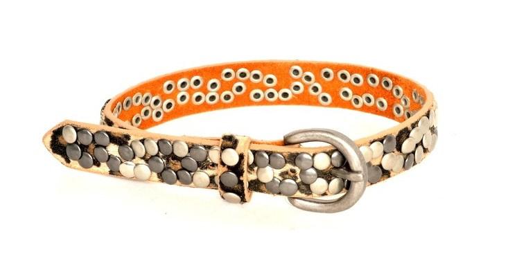 Belts - The Brown Tiger  (prijs per paar)
