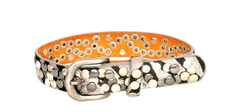 Belts - The The Grey Zebra  (prijs per paar)