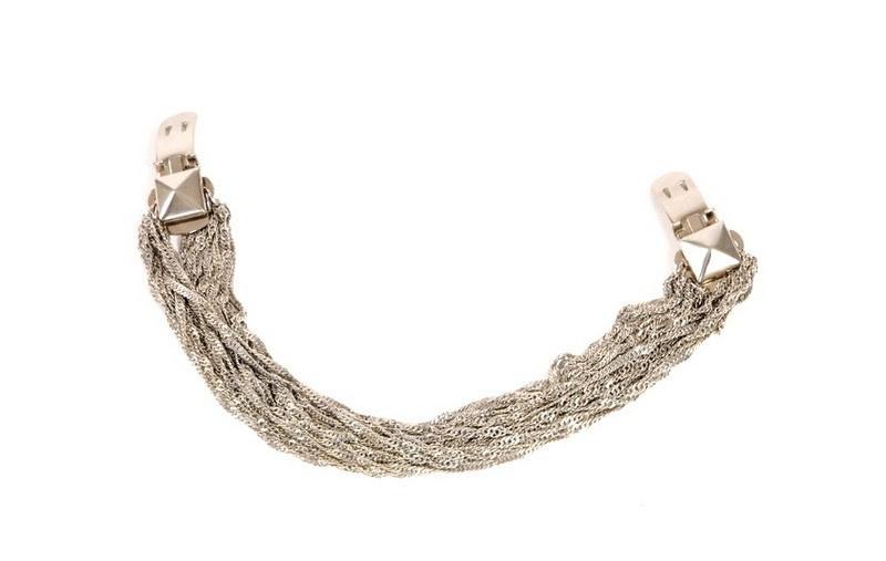 Clixx - Silver Chain