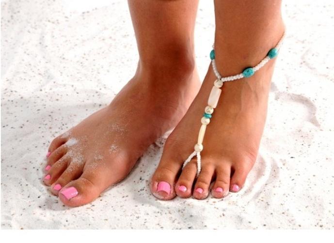 Voetsieraad - Ibiza Playa