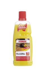 SONAX Wash & Wax Shampoo