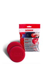 "SONAX Applicatiepads ""Supersoft"" 2 stuks"
