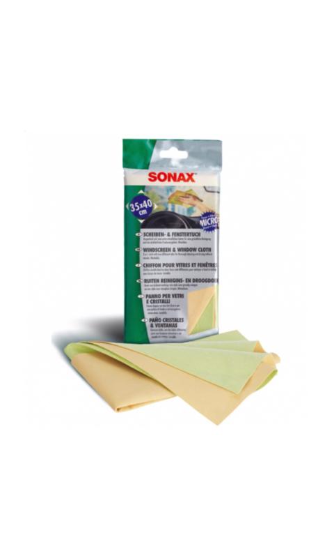 SONAX Ruiten Reinigings- en Droogdoek