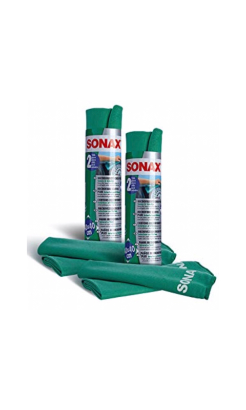 SONAX Microvezeldoek Interieur en Ruiten