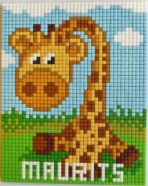 Giraf met naam