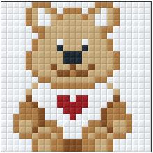 Pixel kaarten